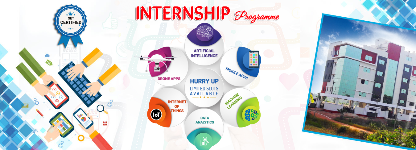 2019 Summer IT internship programs in Kakinada, Andhra
