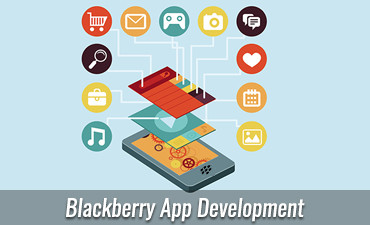 Blackberry apps development.