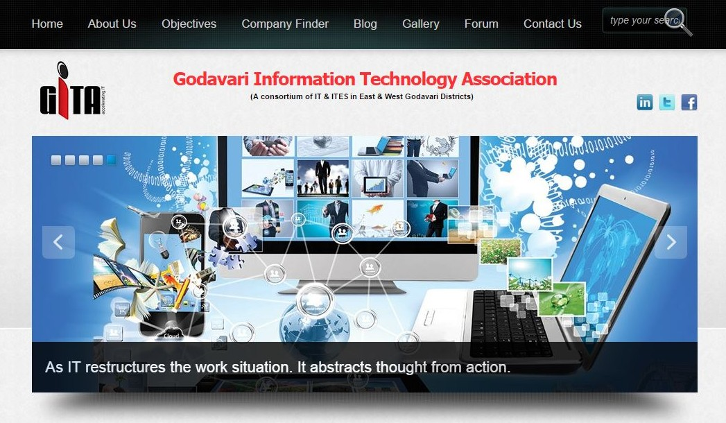 Godavari Information Technology Association
