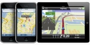 Google Maps & GPS