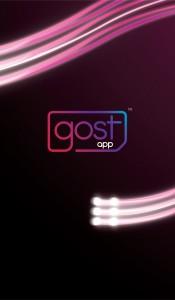 gost app splash