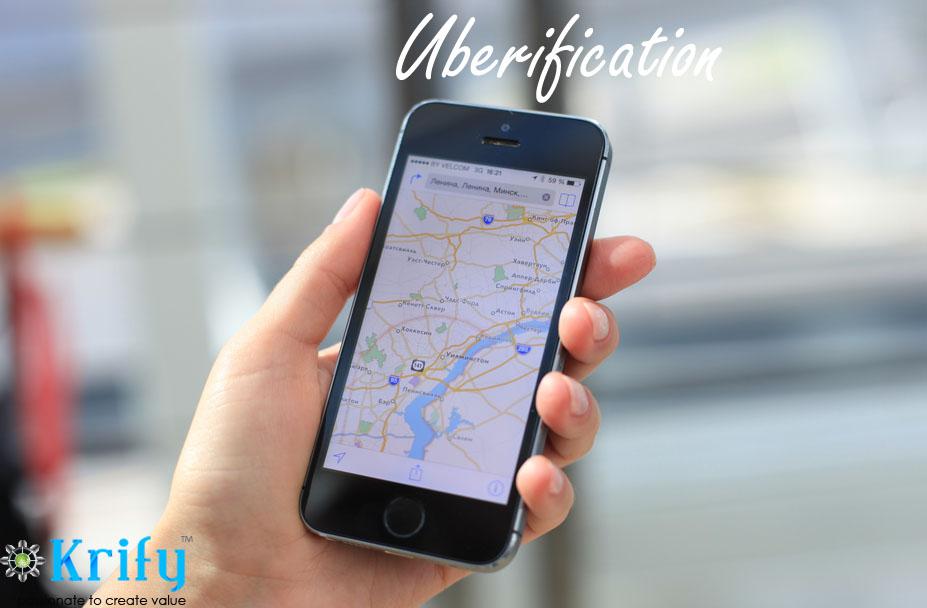 uberification mobile app development india