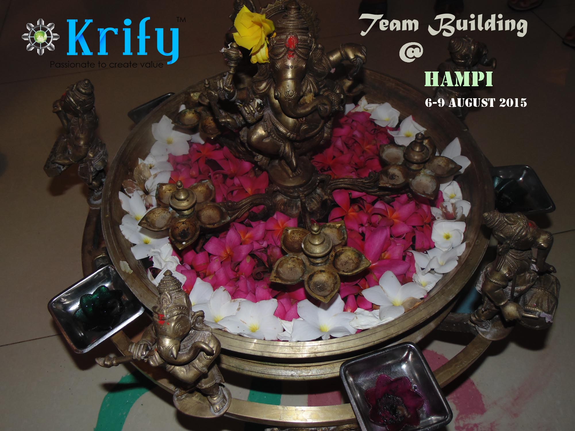 Krify Team Building