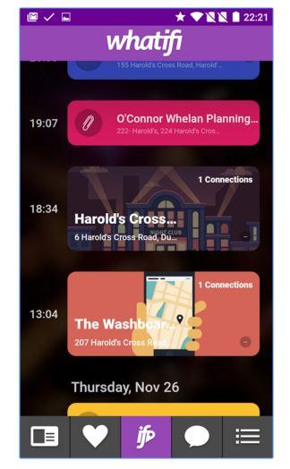 WhatIfI Andorid App