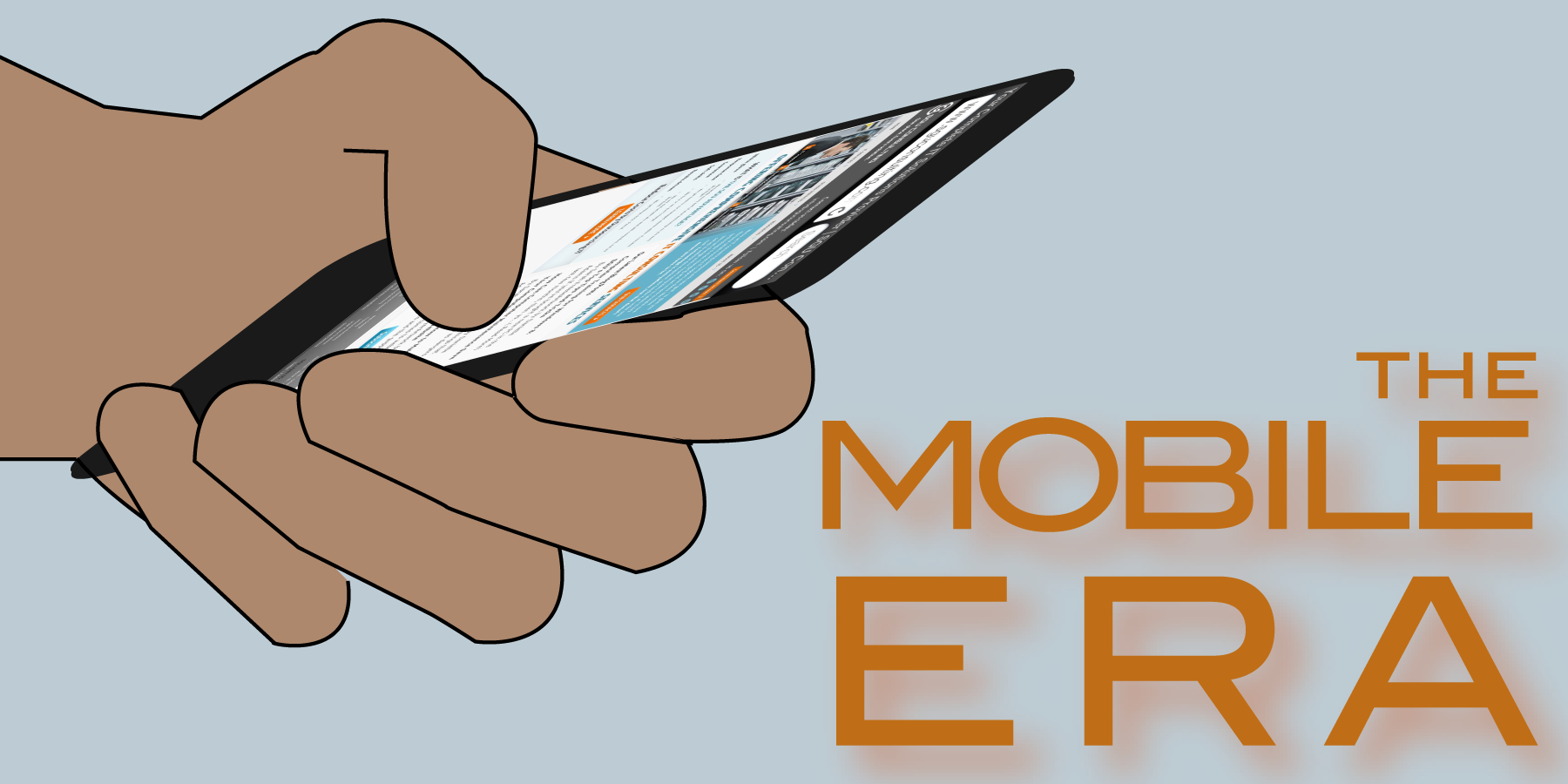 The Mobile Era Modern Generations