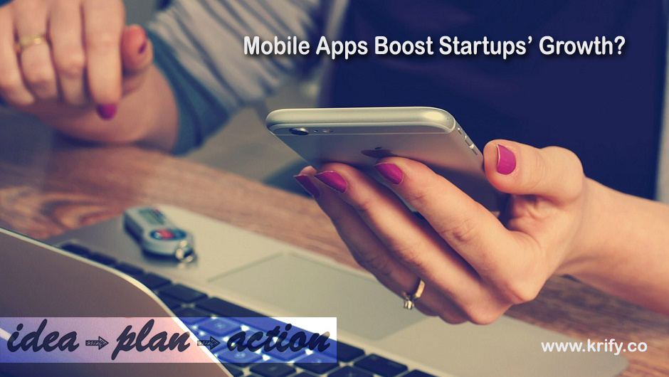 Mobile Apps Boost Startups'