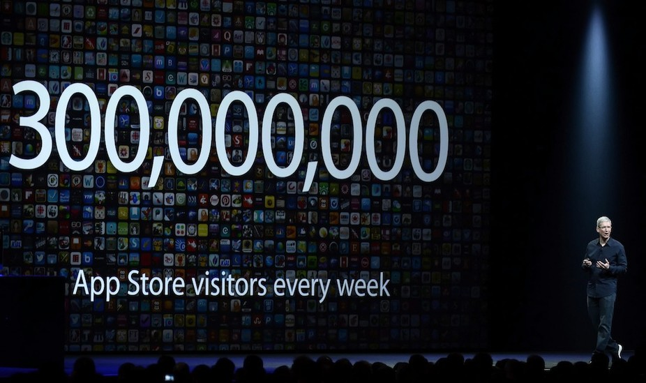 Businesses prefer Apple Apps Development
