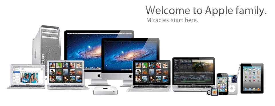 Apple bring life