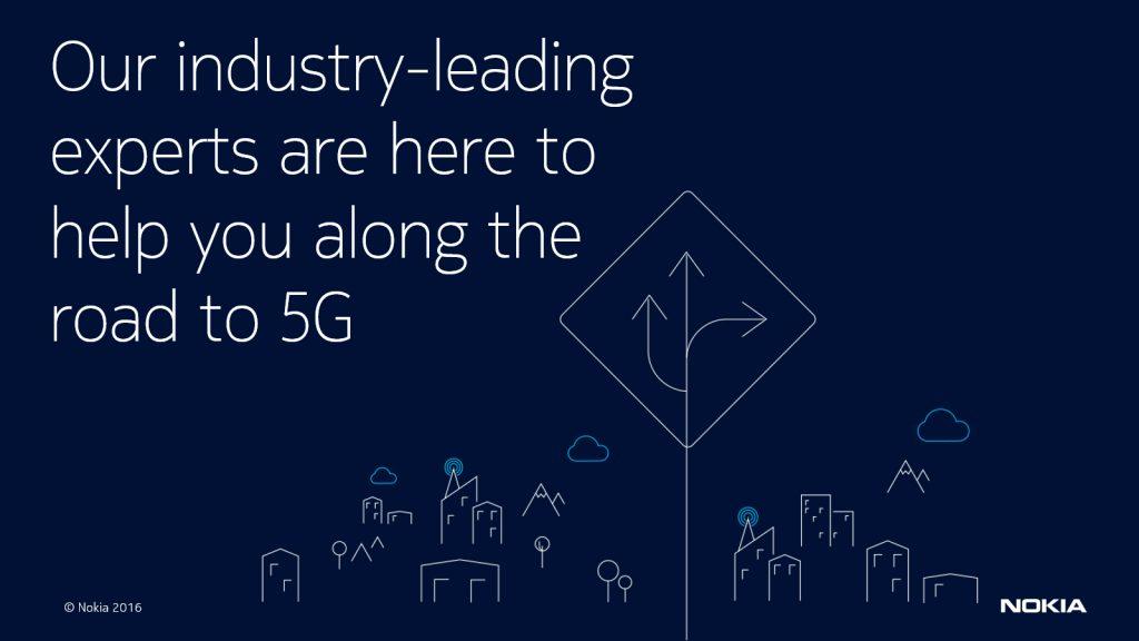 Nokia's 5 G Companies