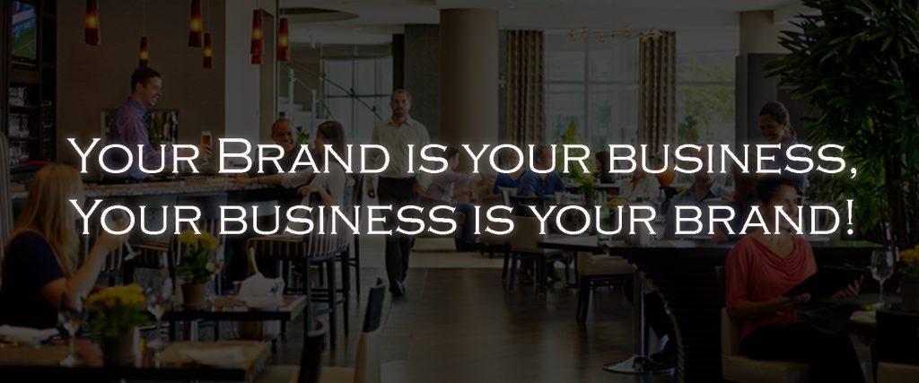 Hotel Business Branding