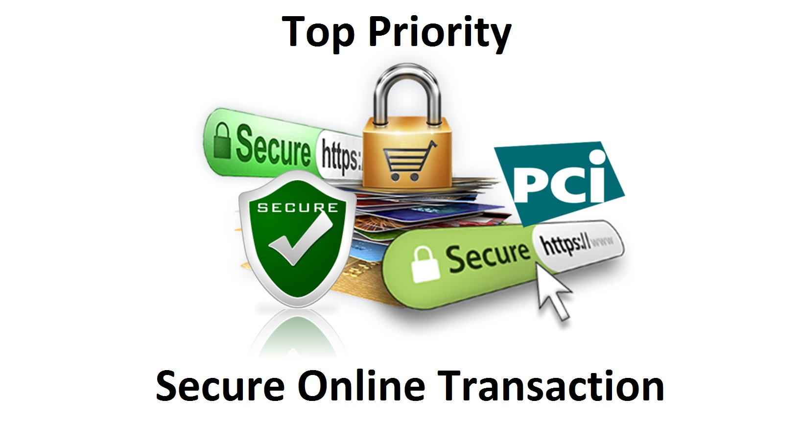 secure online payment and transactions