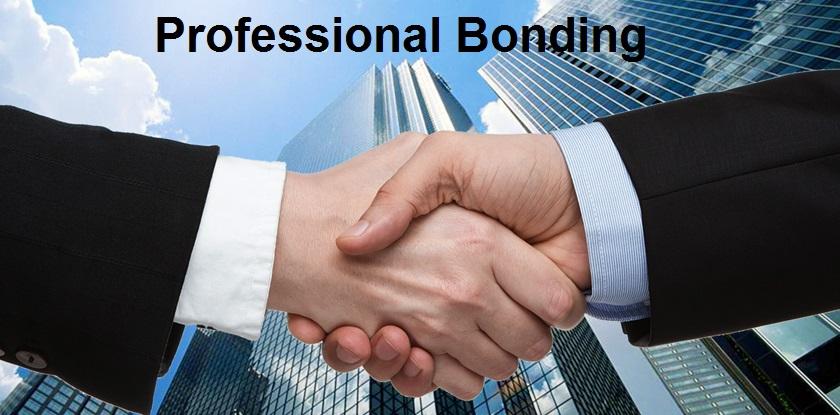professional customer bonding