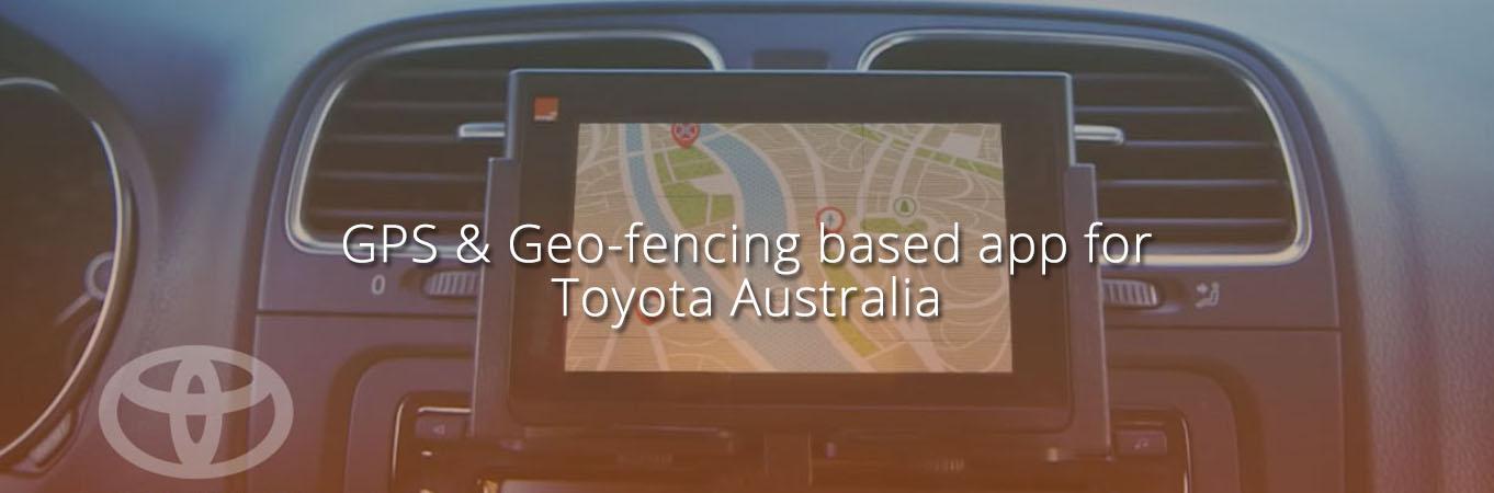 Geo Fencing Apps