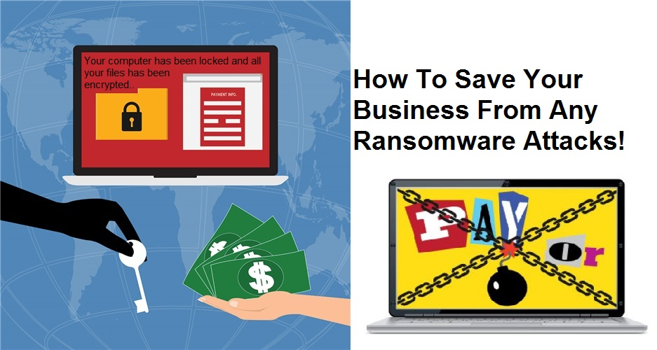 protect from ransomware cyber attack