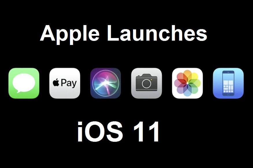 Apple iOS 11 release
