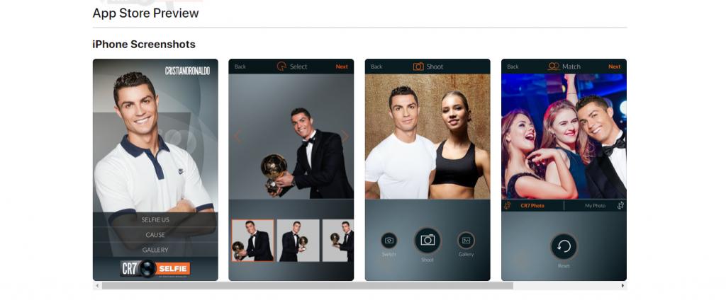 AppStore iOS Mobile App