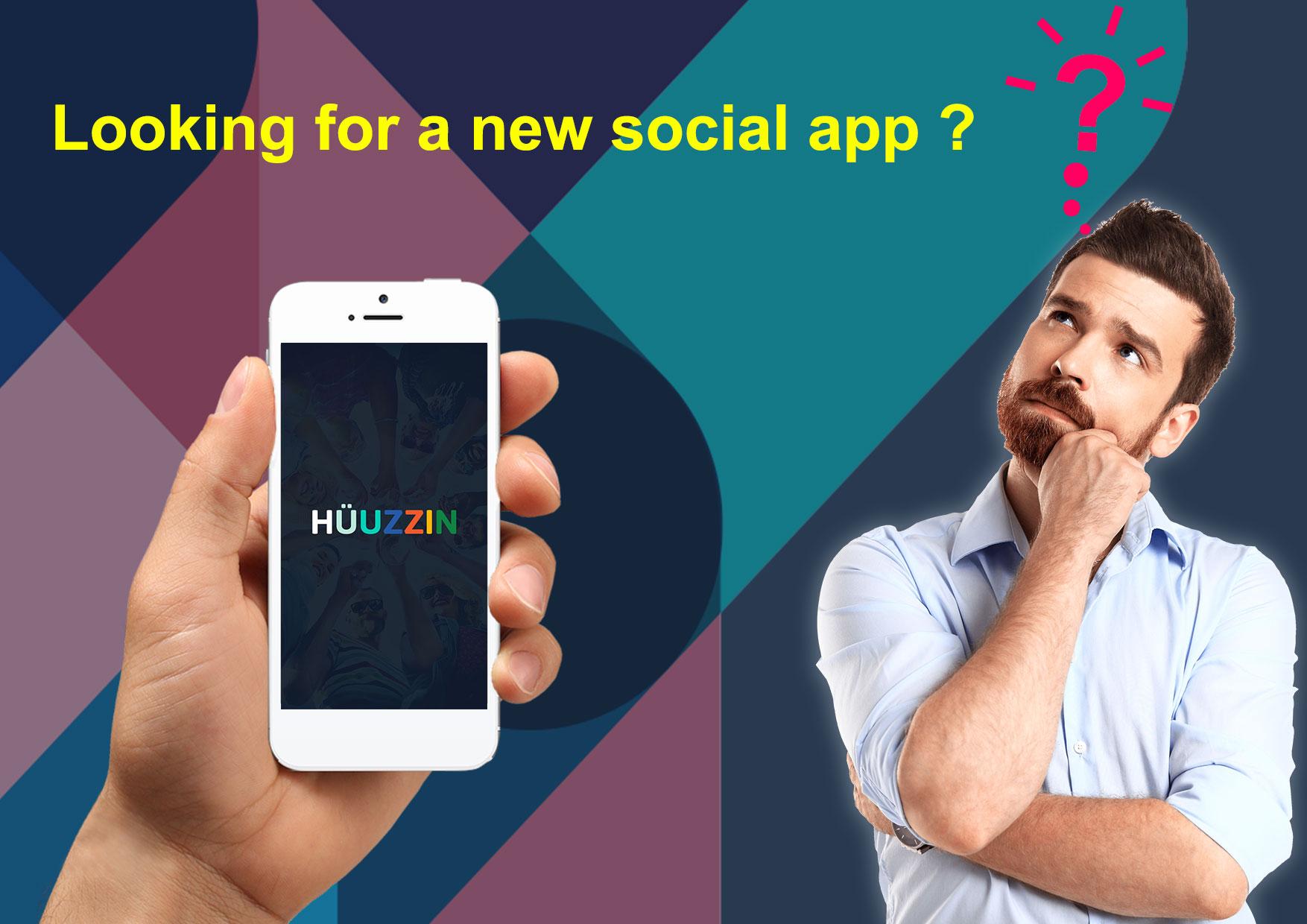 Huzzin app