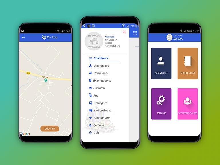 3 apps of schooling app