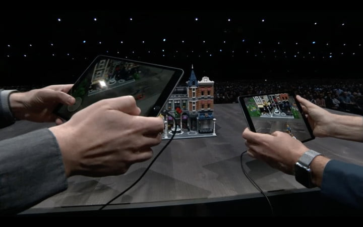 AR kit for iOS 12