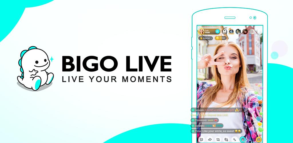 bigo live streaming app
