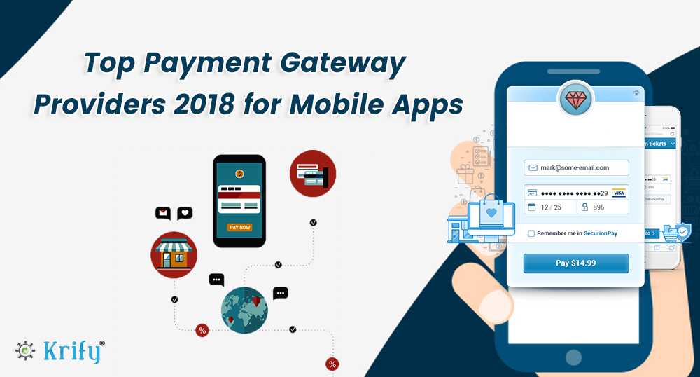 Top payment Gateways for mobile apps
