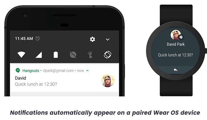 Wear OS devices