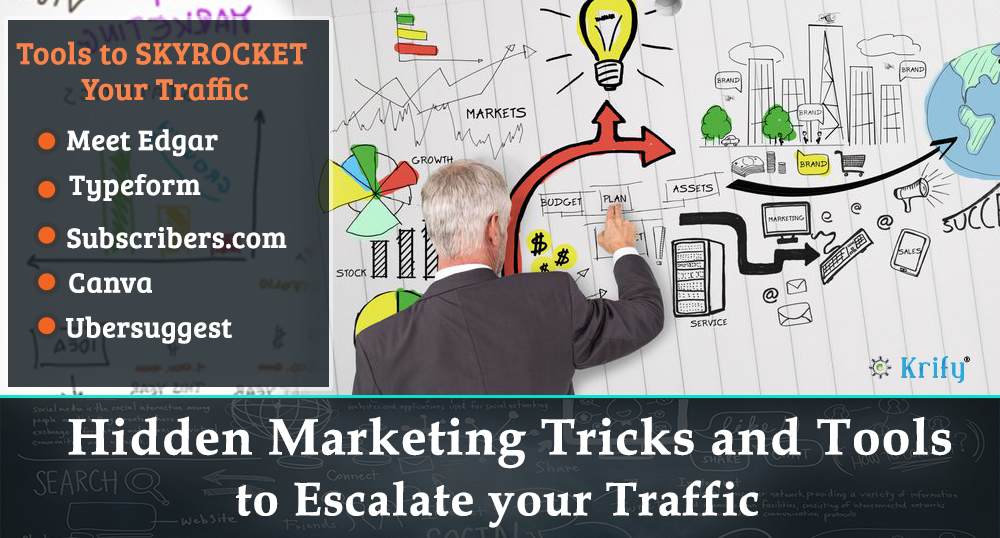 hidden marketing tricks and tools
