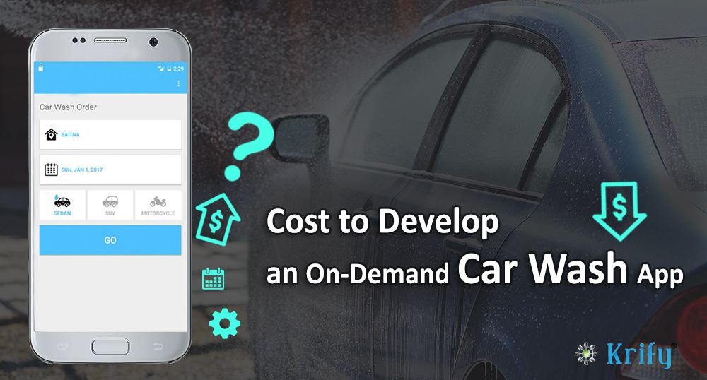 On Demand Car Wash App Development Company In India App Features