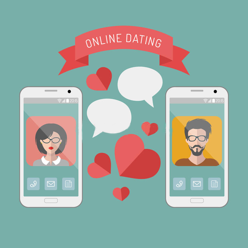 online dating app by krify