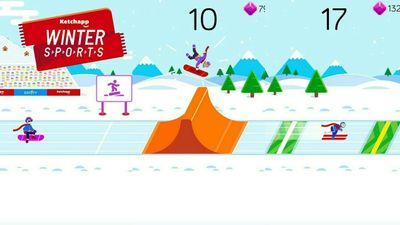 ketchapp winter sports apps