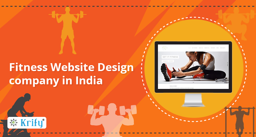 HEalth and fitness website company in india
