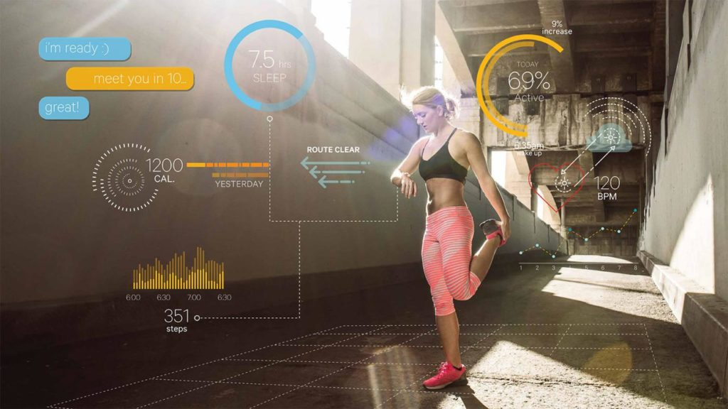 Wearables Healthcare Apps