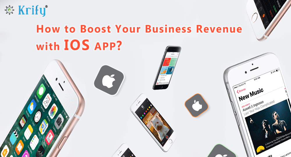 how to boost your business revenue with iphone App