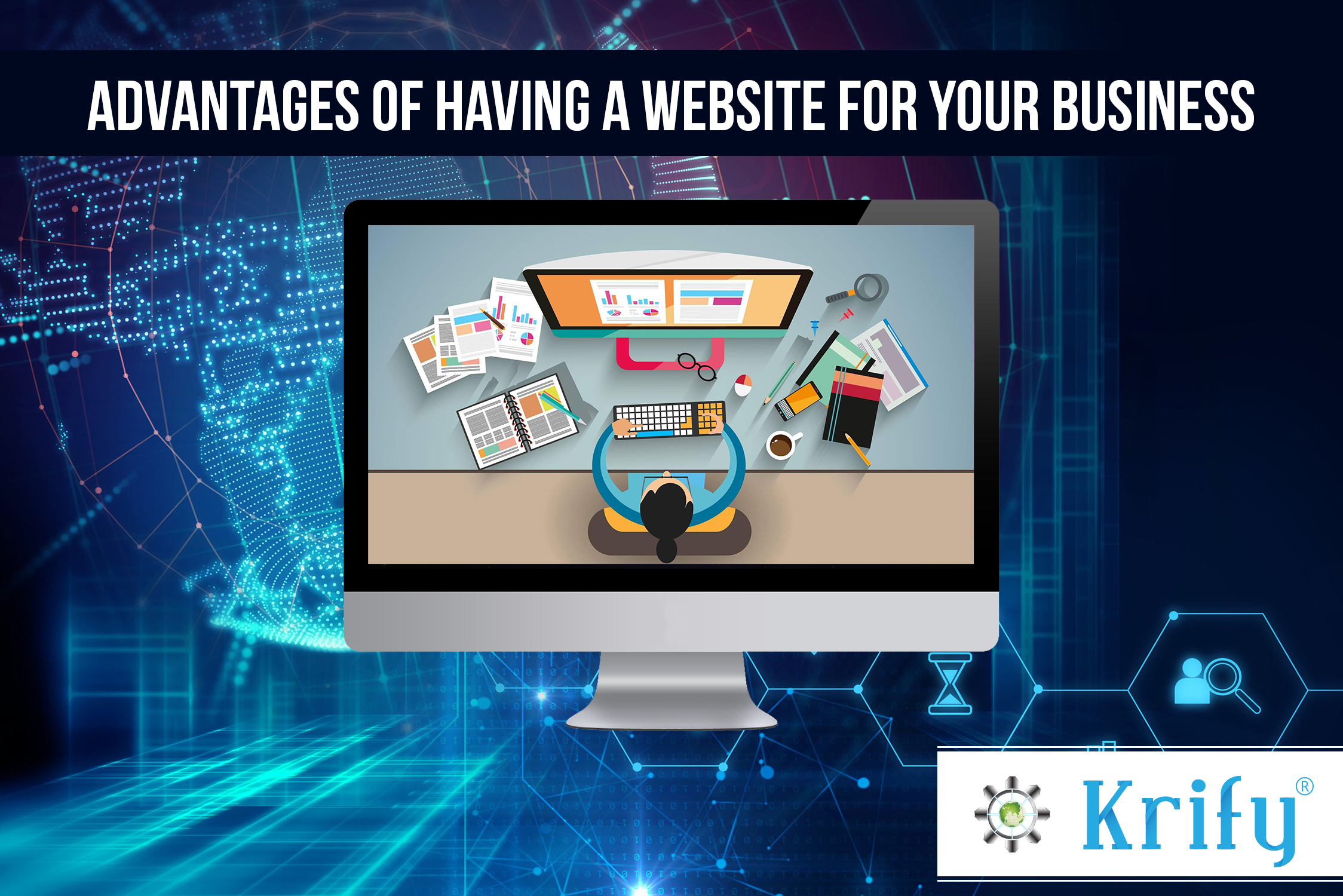 Advantages of having website for your business