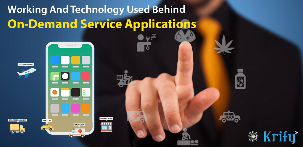 Door Front Technologies to Adopt for On-Demand service applications