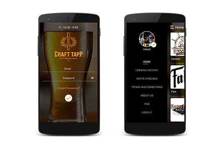 craft tapp app