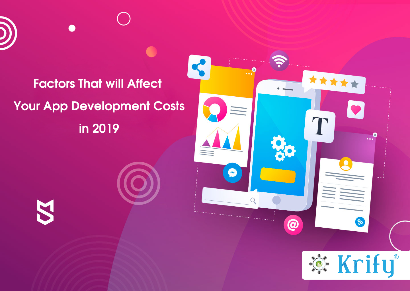 Factors that will Affect Your App Development Costs in 2019 | Krify