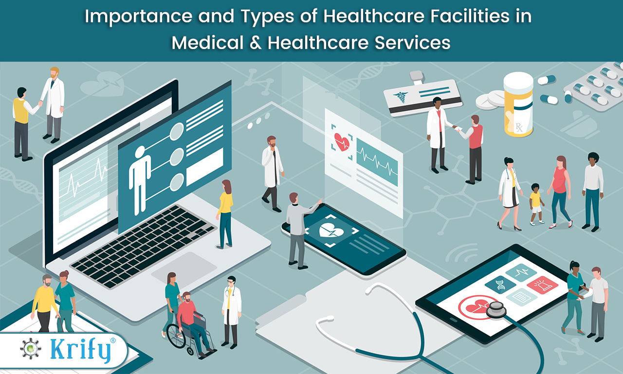 Importance and Types of Healthcare Facilities in Medical & Healthcare Services