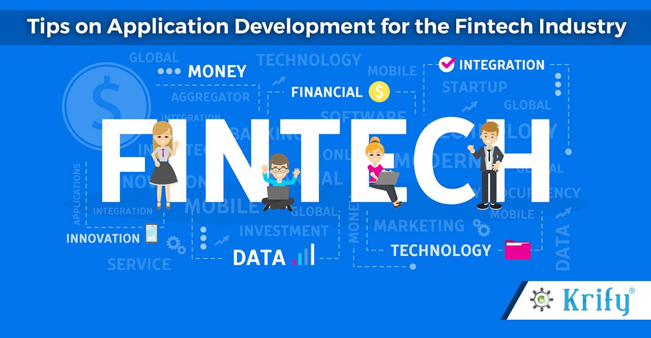 Tips for FinTech Application