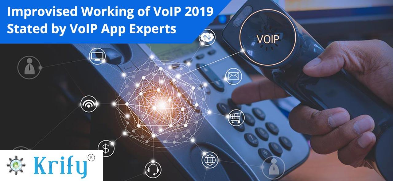 VoIP Work Model – App Development Experts | Krify