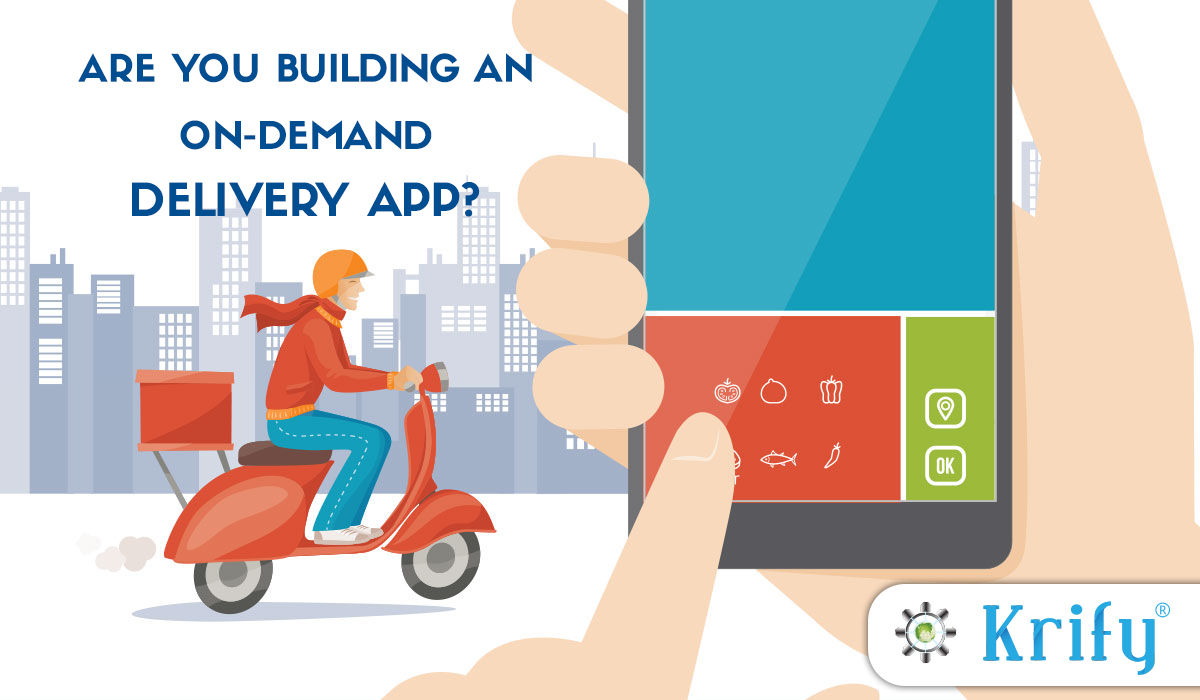 Top On Demand App Development Company | Android | iOS | Krify