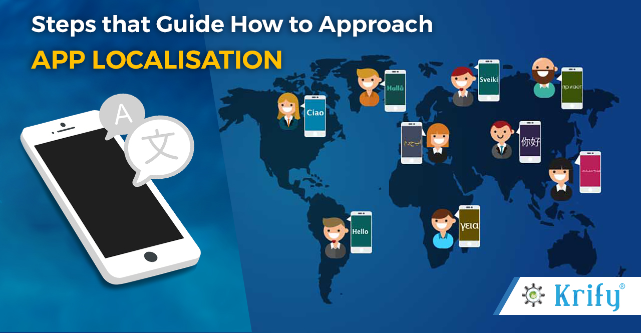 steps that how to approach app localization