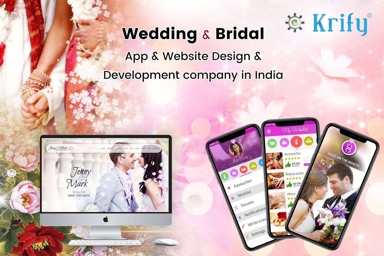 wedding and bridal applications