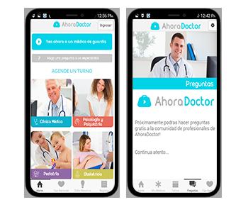 Ahora Doctor App