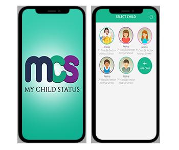 My Child Statuslinp education app
