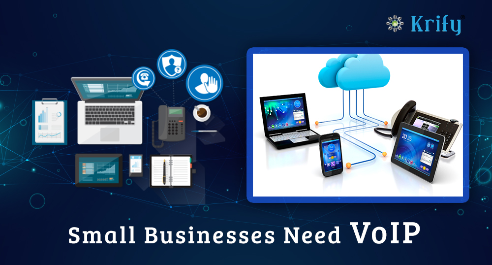 Need of VoIP for small businesses
