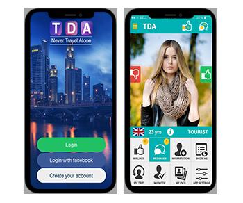 TDA Dating apps