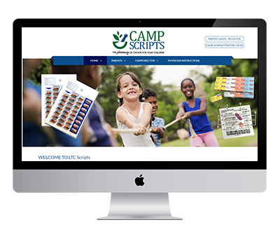 Campscript Webstie