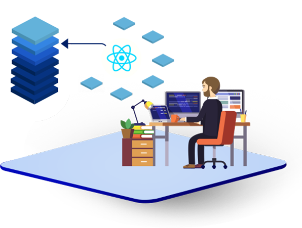 Hire ReactJS Developer | Krify