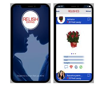 Relish Dating app